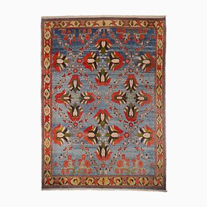 Turkish Vintage Azeri Heriz Rug