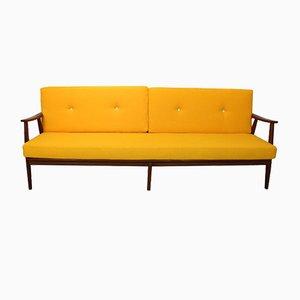 Schwedisches Zwei-Sitzer Sofa von Folke Ohlsson für DUX, 1960er