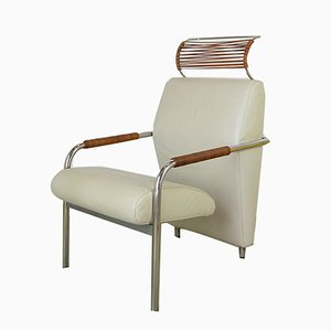 Vintage Niccola Chair by Andrea Branzi for Zanotta