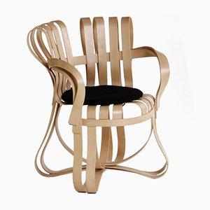 Fauteuil Cross Check par Frank O. Gehry pour Knoll, Amérique, 2000s