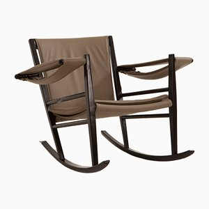 Rocking Chair par Joaquim Tenreiro, 1947