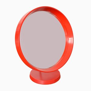 German Plastic Table Mirror, 1970s