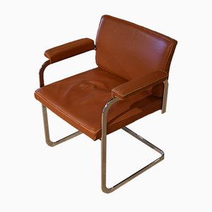 Vintage Armchair RH 305 by Robert Haussmann for de Sede, 1970s