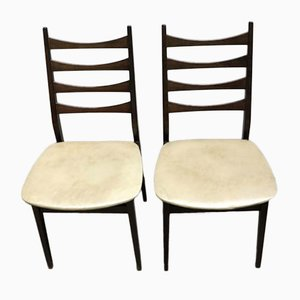 Scandinavian Style Chairs in Skai, Set of 2