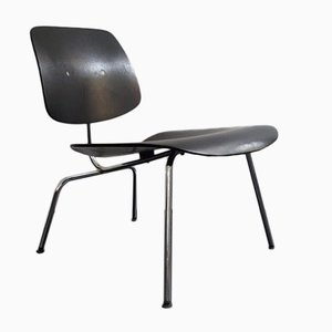 Chaise Inclinable LCM Mid-Century par Charles & Ray Eames pour Herman Miller