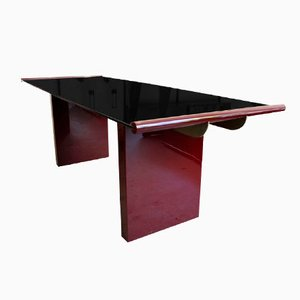 Vintage Dining Table by Claudio Salocchi for Luigi Sormani