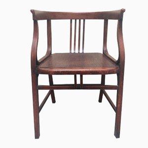 Chaise Vintage Sculptée, Italie