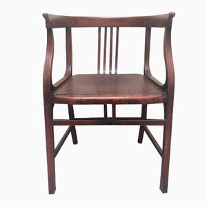 Italian Vintage Carved Chair