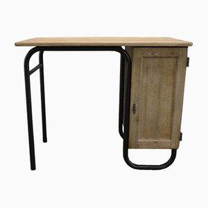 S22 Schreibtisch von Jacques Hitier für Mobilor, 1950er