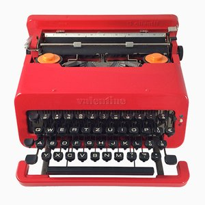 Valentine Typewriter by Ettore Sottsass for Olivetti