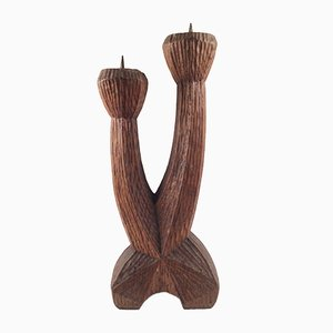 Swiss Anthroposophy Candle Holder