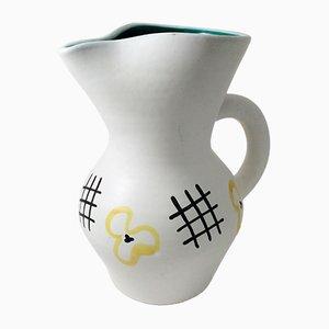 Jarra francesa de cerámica de André Baud
