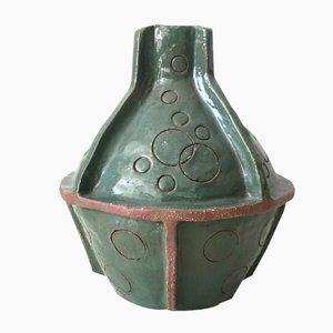 Recipiente era espacial de cerámica de J. Verdoorn, 1968