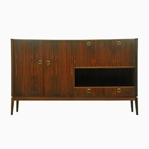 Rosewood Highboard from TopForm, 1965