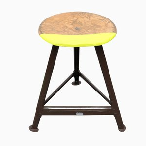Working Class Heroe Stool by Markus Friedrich Staab