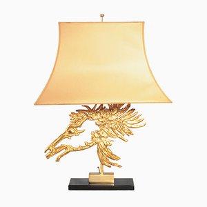 Sculptural Horse Lamp by Henri Fernandez