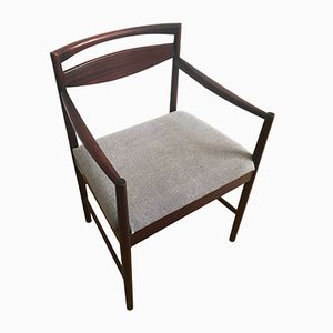 Chaise en Palissandre de McIntosh