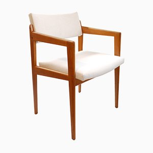 Mid-Century Model EMT0030 Teak Armchair from Thonet