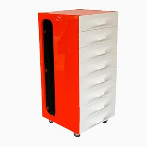Vintage Valet Cabinet by Raymond Loewy for DF2000