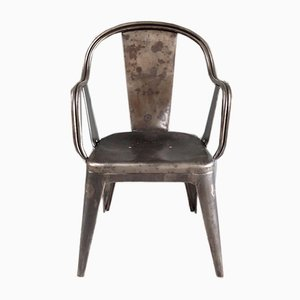 Tolix C Armchair by Xavier Pauchard for Tolix, 1930s