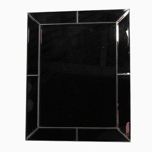 Angeschrägter Vintage Spiegel