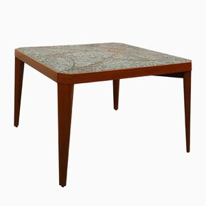 German Mosaic Coffee Table, 1960