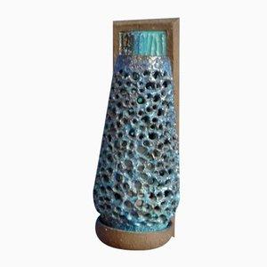 Lámpara de pared danesa Mid-Century de cerámica de Studio Sejer