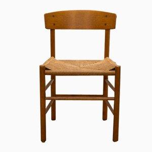 Sedia The People's Chair modello J39 / 3239 di Borge Moegensen per Fredericia Furniture