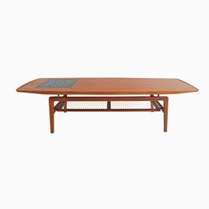 Table Basse Mosaïque par Arne Hovmand-Olsen pour Mogens Kold
