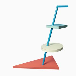 Colon Table par Javier Mariscal pour Memphis, 1981
