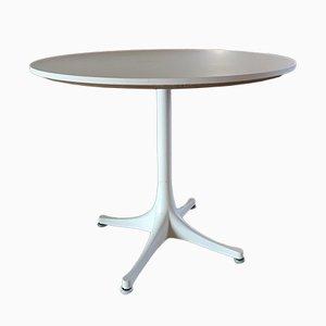 Tavolo Mid-Century su piedistallo di George Nelson per Herman Miller, Stati Uniti, anni '60