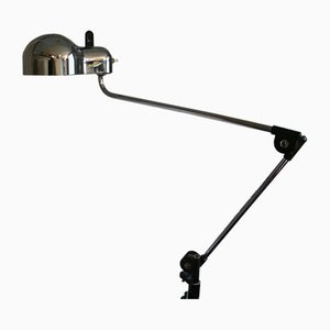 Italian Topo Desk Lamp by Joe Colombo for Stilnovo, 1970s