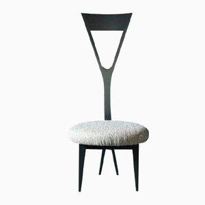 Mid-Century Chimney Chair by Felix Stoeckli