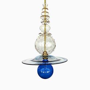 Oneoff 1 Lampe von Gala Fernaández für Real Fabrica de Cristales de la Granja