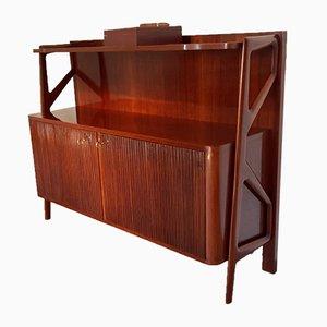 Italian Rosewood Sideboard by Emilian Roncorroni, 1950s