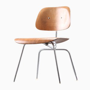 DCM Dining Chair by Charles & Ray Eames for Herman Miller, 1955
