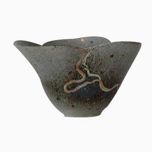 Cuenco vintage de cerámica de Bente Hansen para Royal Copenhagen, 1980