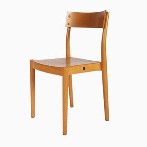 Portex Stackable Dining Chair by Peter Hvidt & Orla Mølgaard-Nielsen for Fritz Hansen, 1960s