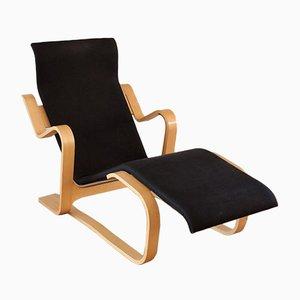 Chaise longue vintage de Marcel Breuer, años 30