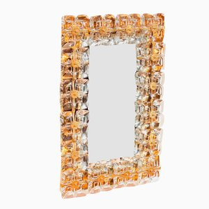 Gilded Illuminated Mirror from Palwa, 1970