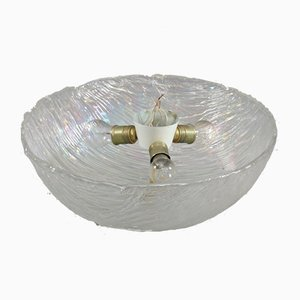 Flush Mount Ceiling Lamp from Kalmar, 1970