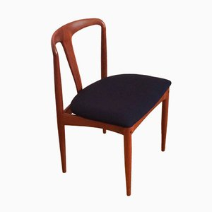 Danish Teak Juliane Chair by Johannes Andersen for Uldum, 1960s