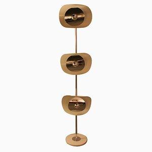 Lámpara de pie Mid-Century de Goffredo Reggiani para Reggiani