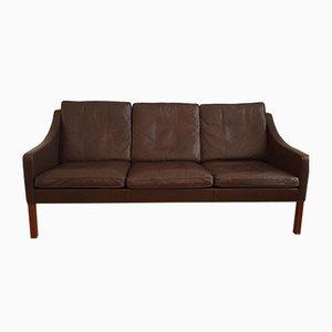 Dänisches Sofa von Borge Mogensen für Fredericia, 1965