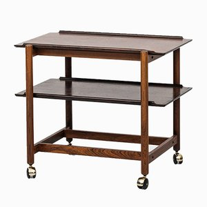 Rosewood Trolley by Poul Hundevad