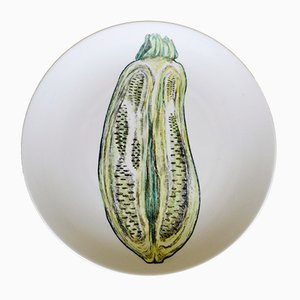 Vintage Italian Sezioni Di Frutta Plate by Piero Fornasetti, 1960