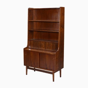 Mid-Century Danish Secretaire by Johannes Sorth for Bornholms Møbelfabrik