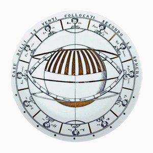 Piatto Astronomico vintage di Piero Fornasetti