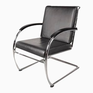 Easy Chair Model KS46 par Anton Lorenz pour Thonet, 1980s