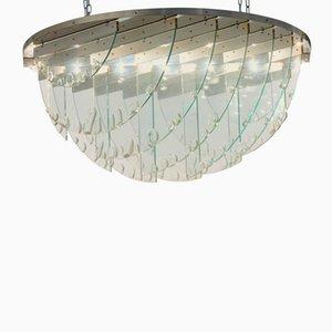 Luz de techo checa de Ernest Krejza & Milos Kramolis, años 60